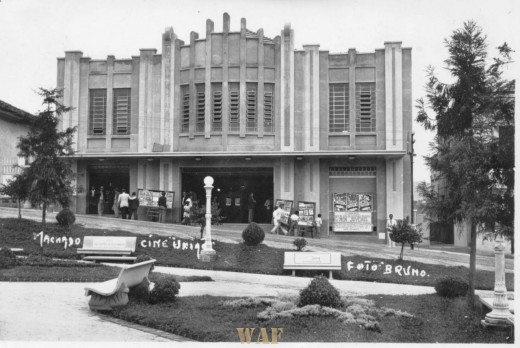 Cinema Machado - Minas Gerais